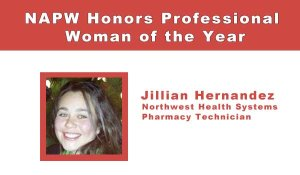 Interview with Professional Woman of the Year, Jillian Hernandez